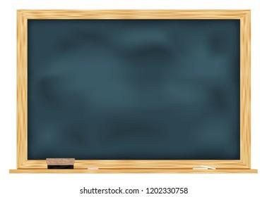 chalkboard vector / black board