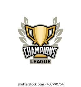 Champion logo images stock photos vectors shutterstock champions sports league logo emblem illustration banner badge altavistaventures Image collections
