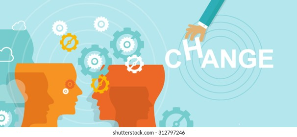 change management concept improvement direction