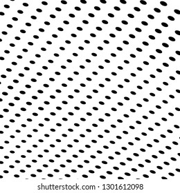 Chaotic halftone texture