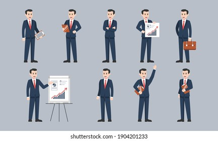 The character of a business person