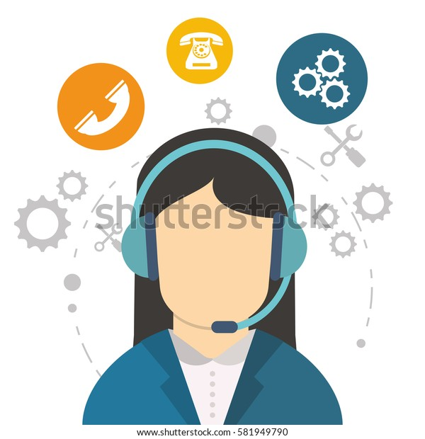 character call center communication work tool
