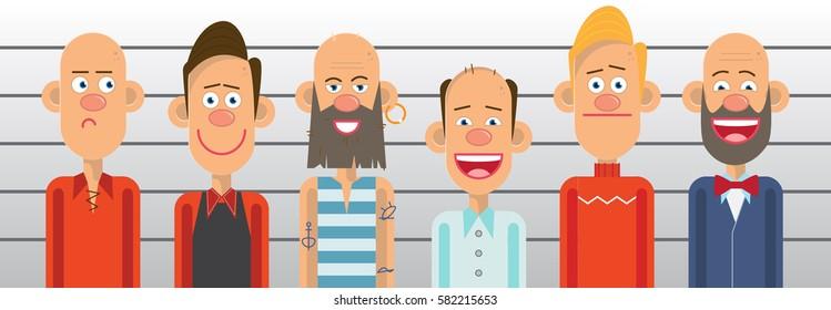character cartoon people