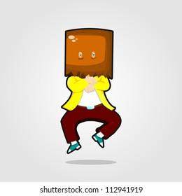 Character design : Dancing Concept