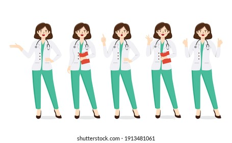 character illustration of expression doctor.