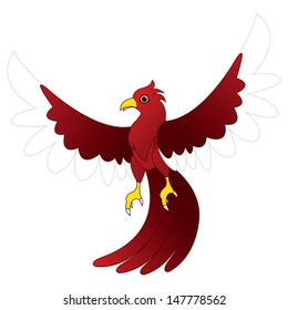 character red bird