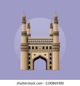 Charminar - Indian Landmark