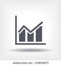 chart icon 10 EPS