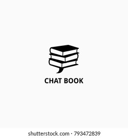 Chat Book Logo