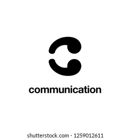chat or communication