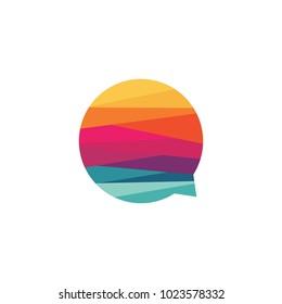 Chat logo icon