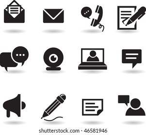 Message Icon Images, Stock Photos & Vectors | Shutterstock