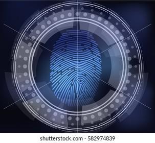 Check fingerprints