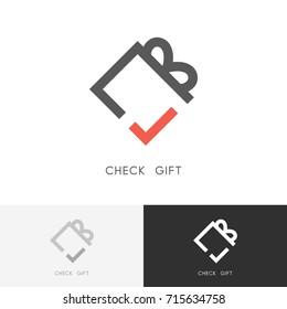 Gift Logo Images Stock Photos Vectors Shutterstock