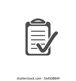 Check list icon illustration