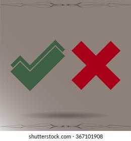 vetor stock de check mark icon vector eps 10 checkmark livre de