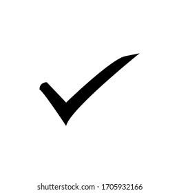 check vector icon for eps 10