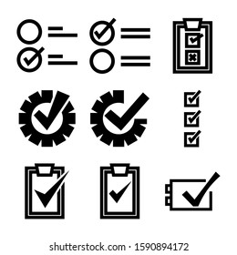 checkbox icon isolated sign symbol vector illustration - Collection of high quality black style vector icons