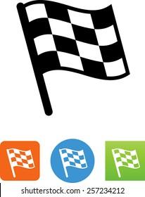 Checkered Flag / Race icon