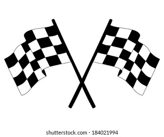 checkered flag images stock photos vectors shutterstock rh shutterstock com checkered flag logo art checkered flag logo maker online free