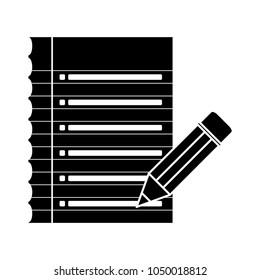 checklist icon, check list vector - questionnaire clipboard - survey document form