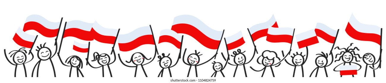Polish Flag Images Stock Photos Vectors Shutterstock