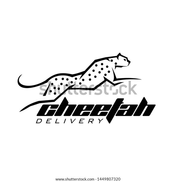 cheetah logo template vector illustration stock vector royalty free 1449807320 https www shutterstock com image vector cheetah logo template vector illustration 1449807320