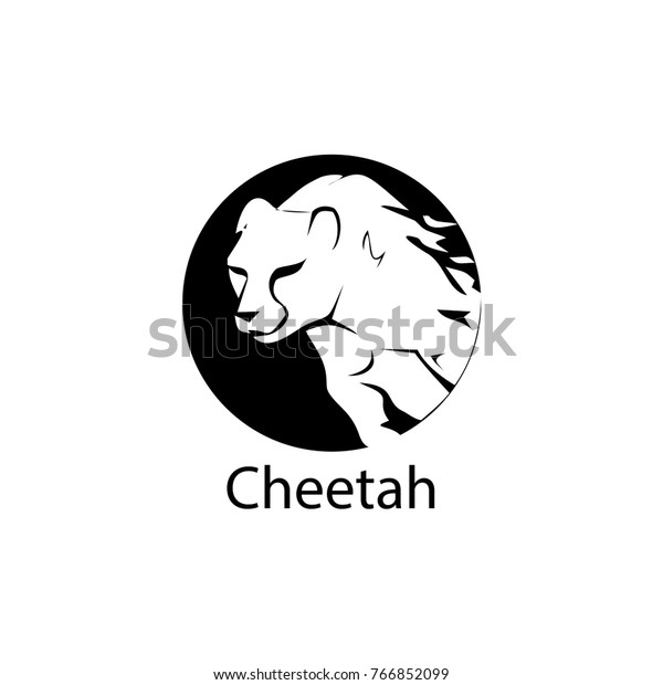 cheetah logo vector template design stock vector royalty free 766852099 https www shutterstock com image vector cheetah logo vector template design 766852099