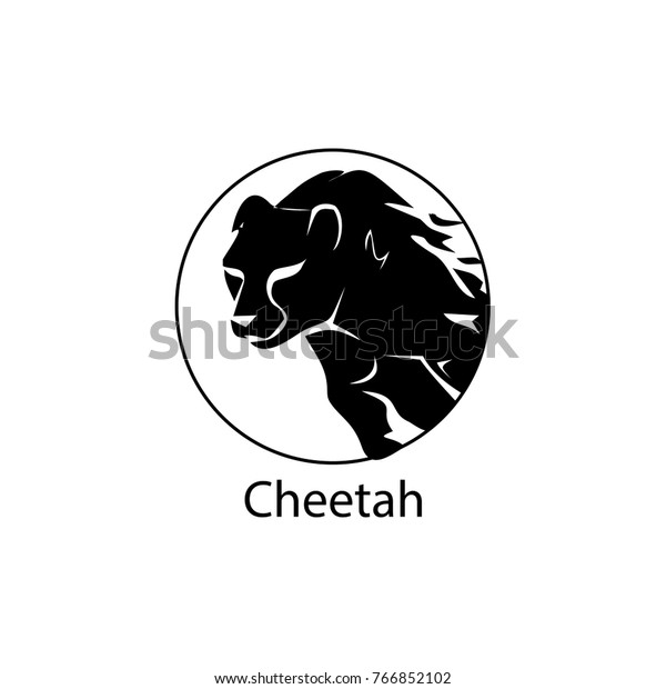 cheetah logo vector template design stock vector royalty free 766852102 https www shutterstock com image vector cheetah logo vector template design 766852102