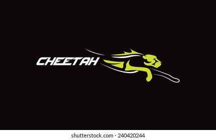 Cheetah stylized