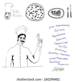 Chef cook set