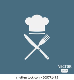 chef hat Icon.