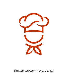 Chef Logo Symbol Icon Brand