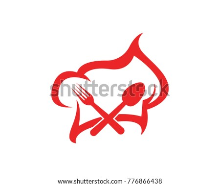 chef logos template stock vector royalty free 776866438 shutterstock