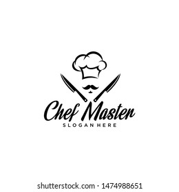 Chef Master Logo Images, Stock Photos & Vectors | Shutterstock