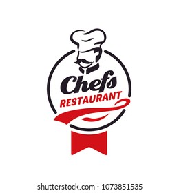 Chef / Restaurant logo design inspiration