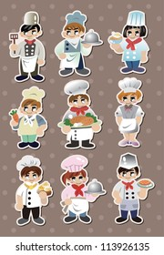 chef stickers
