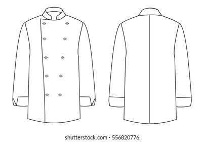 Chef Uniform Images Stock Photos Vectors
