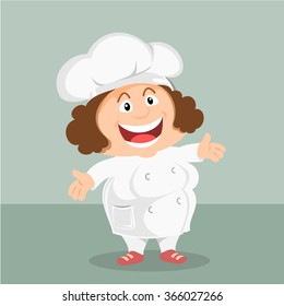 Italian Fat Chef Hd Stock Images Shutterstock