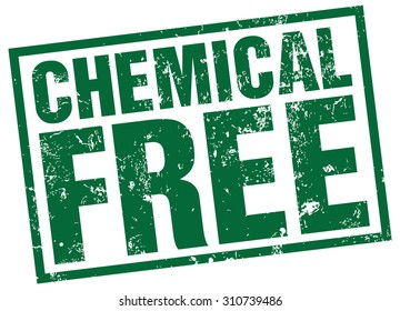 chemical free stamp