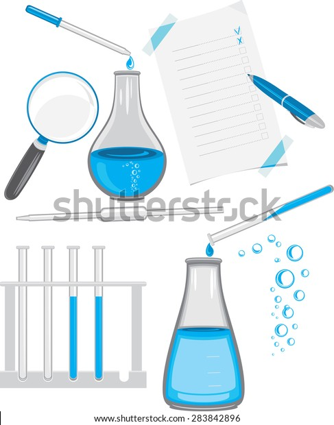 chemical-laboratory-glassware-vector-600