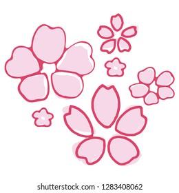 cherry blossums flower