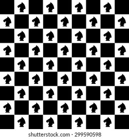 chess background set great for any use. Vector EPS10.