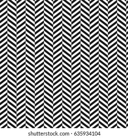 Chevron background.Black and white stripped seamless patern. Geometric fashion graphic design.Vector illustration. Modern stylish abstract texture.Template for print, textile, wrapping and decoration