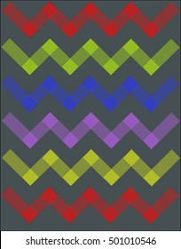 Chevron Pattern Design