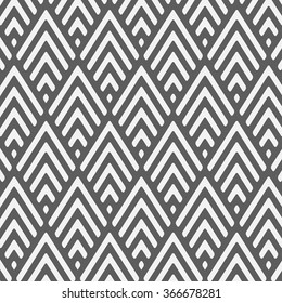 chevrons pattern background. Geometric tiles with triangle shape