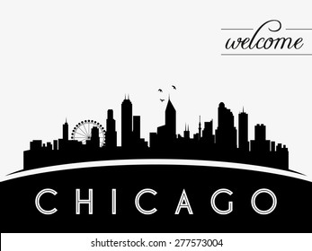chicago skyline images stock photos vectors shutterstock