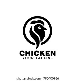 chicken logo images stock photos vectors shutterstock