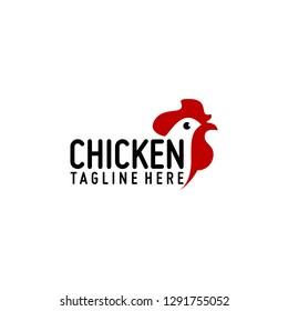 Chicken Logo Design Template