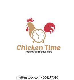 Chicken Time Logo